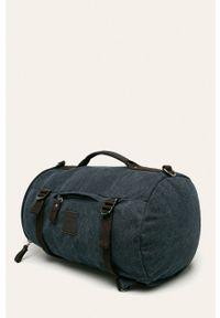 Niebieska torba medicine casualowa