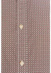 Czerwona koszula PRODUKT by Jack & Jones w kwiaty, z długim rękawem #5