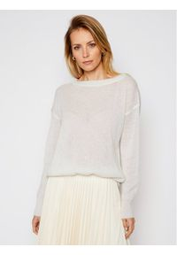 Max Mara Leisure Sweter Pilade 33610116 Beżowy Regular Fit. Kolor: beżowy