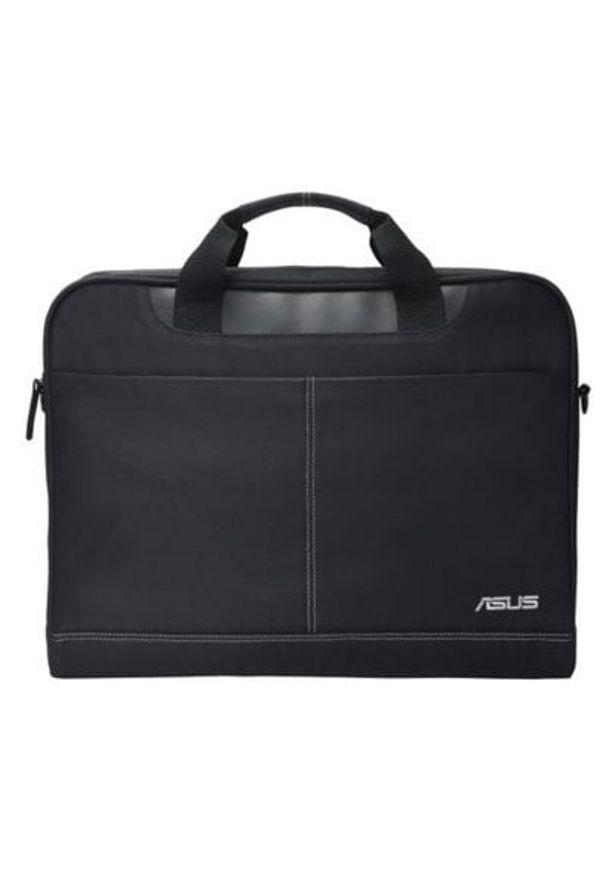 Czarna torba na laptopa ASUS elegancka