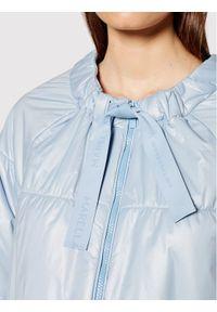 Niebieska kurtka przejściowa Marella