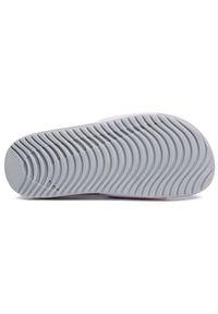 Fioletowe klapki Nike