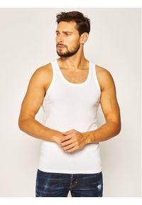Biały tank top Dsquared2 Underwear
