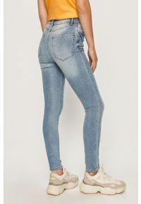 Niebieskie jeansy Vila