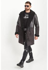 Płaszcz Trussardi Jeans na zimę