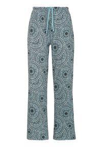 Turkusowe spodnie Cellbes