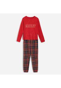 Dwuczęściowa piżama Mickey Mouse - Czerwony