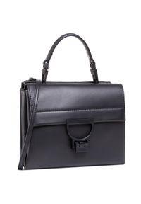Czarna torebka klasyczna Coccinelle