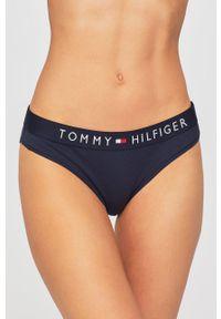 TOMMY HILFIGER - Tommy Hilfiger - Figi. Kolor: niebieski