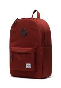 Herschel - Plecak. Kolor: czerwony
