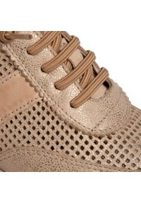 Buty sportowe Hispanitas z cholewką, na średnim obcasie