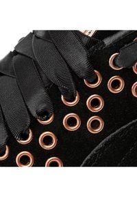 Czarne buty sportowe Puma Puma Suede
