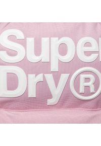 Różowa nerka Superdry