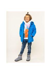 Niebieska kurtka narciarska LEGO Wear