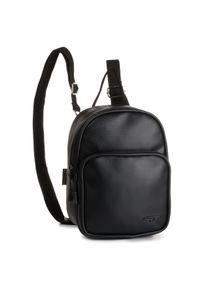 Czarny plecak Sprandi klasyczny