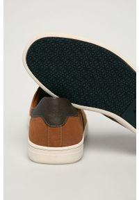 Sneakersy Aldo z okrągłym noskiem, na sznurówki, z cholewką #5
