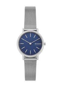 Skagen - Zegarek SKW2759. Kolor: srebrny. Materiał: materiał