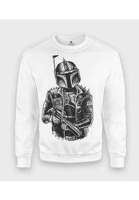 MegaKoszulki - Bluza klasyczna Boba Punk. Styl: klasyczny
