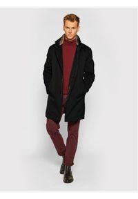 JOOP! - Joop! Płaszcz zimowy 17 JC-62Monty 30022757 Czarny Regular Fit. Kolor: czarny. Sezon: zima