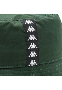 Kappa - Bucket KAPPA - Gunther 307114 Greener Past 6311. Kolor: zielony. Materiał: materiał, bawełna