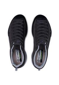 Szare buty trekkingowe Scarpa trekkingowe