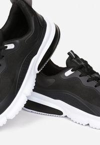 Czarne buty sportowe Born2be #3