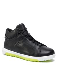 Geox Sneakersy U Nexside A U947GA 04685 C9999 Czarny. Kolor: czarny