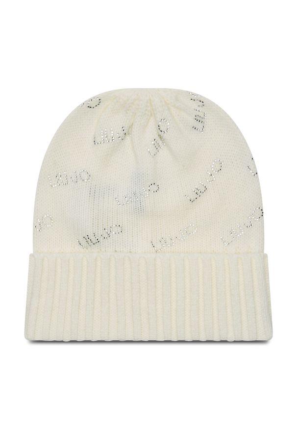 Beżowa czapka zimowa Liu Jo