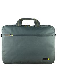 Szara torba na laptopa TechAir