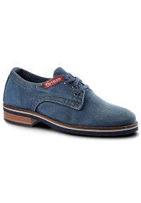 Artiker - Półbuty ARTIKER 46C0233 Jeans. Materiał: jeans