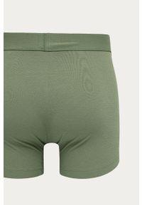 Zielone majtki Levi's® gładkie