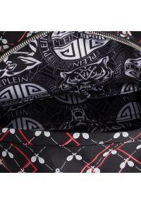 Czarny plecak Plein Sport sportowy
