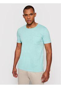 Marc O'Polo T-Shirt M23 2176 51452 Zielony Shaped Fit. Typ kołnierza: polo. Kolor: zielony