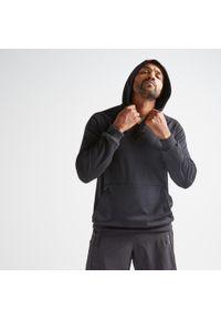 Bluza sportowa DOMYOS na fitness i siłownię