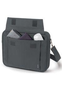 Szara torba na laptopa DICOTA elegancka