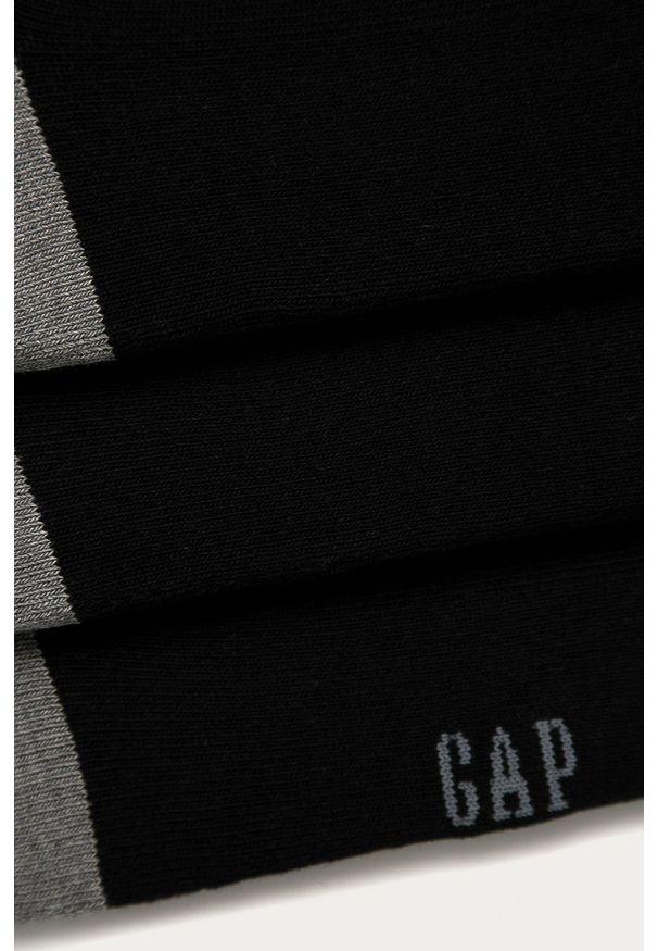 Czarne skarpetki GAP