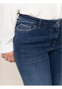 Niebieskie jeansy slim Persona by Marina Rinaldi
