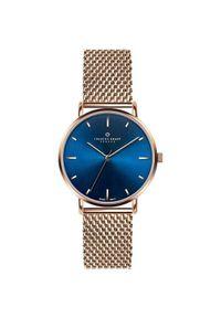 Czerwony zegarek Frederic Graff