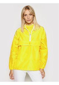 Żółta kurtka przejściowa TOMMY HILFIGER