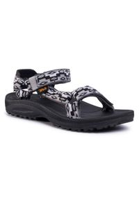 Szare sandały trekkingowe Teva