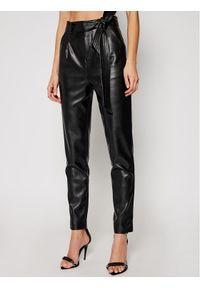 Czarne spodnie Morgan De Toi