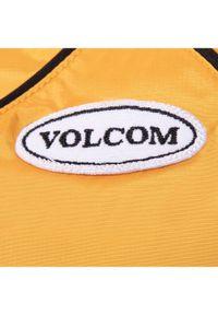 Żółte rękawiczki sportowe Volcom narciarskie
