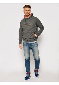 Musto Bluza Logo 84006 Szary Regular Fit. Kolor: szary #5