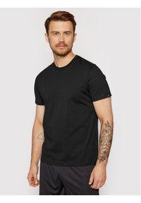 Joma T-Shirt Desert 101739.100 Czarny Regular Fit. Kolor: czarny