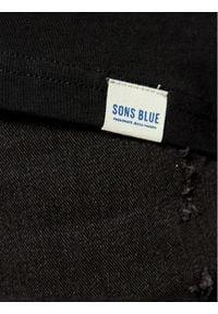 Only & Sons T-Shirt Turner 22019658 Czarny Slim Fit. Kolor: czarny