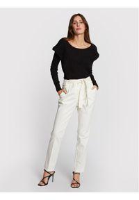 Morgan Sweter 211-MANGE Czarny Regular Fit. Kolor: czarny