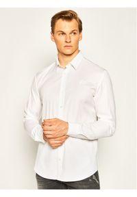 Biała koszula casual MCQ Alexander McQueen