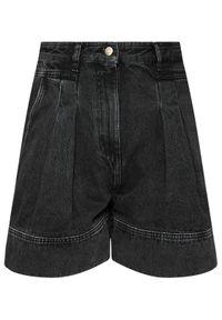 Czarne szorty jeansowe IRO