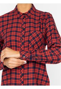 Czerwona koszula Marc O'Polo polo