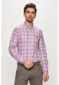 Polo Ralph Lauren - Koszula. Typ kołnierza: polo. Długość rękawa: długi rękaw. Długość: długie